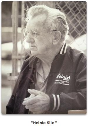 Founder Heinie Silz of Heinie's Farmers-Market