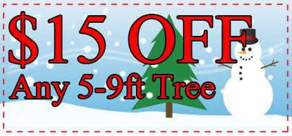 Denver Christmas Tree Coupons 2015