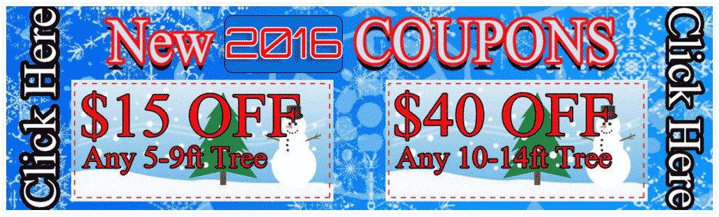 Denver Fresh Cut Christmas Tree Coupons 2016
